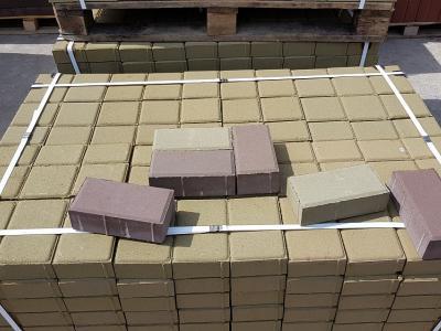 Вибропрессованная или литая тротуарная плитка?